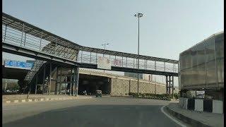 Old Gurgaon To New Gurgaon Drive || Driving in Gurgaon