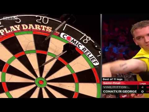 Let's Play Darts For Comic Relief   Season 1 Episode 5