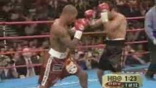 Bernard Hopkins vs Oscar de la Hoya 2