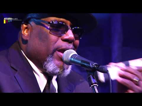 (Official) Big Daddy Wilson @ Accadia Blues | Baby don't like