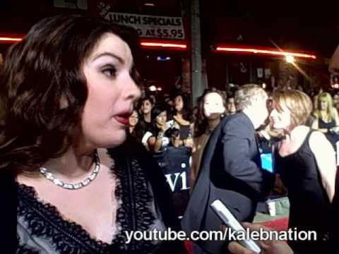Stephenie Meyer Interview [Twilight Movie Premiere]