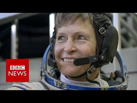 Astronaut Peggy Whitson on being told she'd never go to space- BBC News
