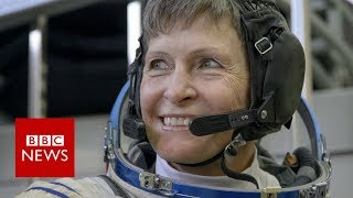 Astronaut Peggy Whitson on being told she