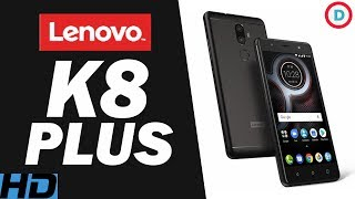 Lenovo K8 Plus - 10,999 Rs | 3GB RAM+32GB Storage, Dual Camera, 4000mAh Battey, SD Card Slot & More