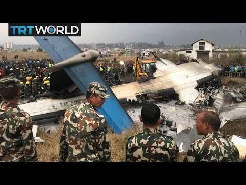 Kathmandu Plane Crash: Black box pulled from deadly crash wreckage