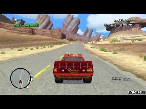 Cars  Full Walkthrough Game HD