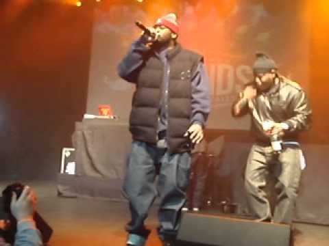 Wu-Block (Ghostface/Sheek Louch) - Comin' For Ya Head - Sound Academy - Feb. 13 Toronto