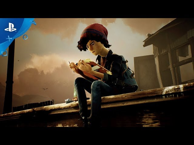 Concrete Genie - Paris Games Week Announce Trailer | PS4