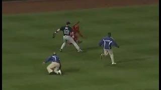 MLB Players vs Fans