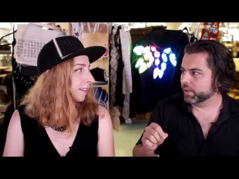 Wearable Electronics with Becky Stern 8/20/2014 - LIVE