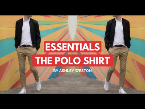 The Polo Shirt - Men's Wardrobe Essentials - Navy, Black, White, Pique, Silk, Cotton