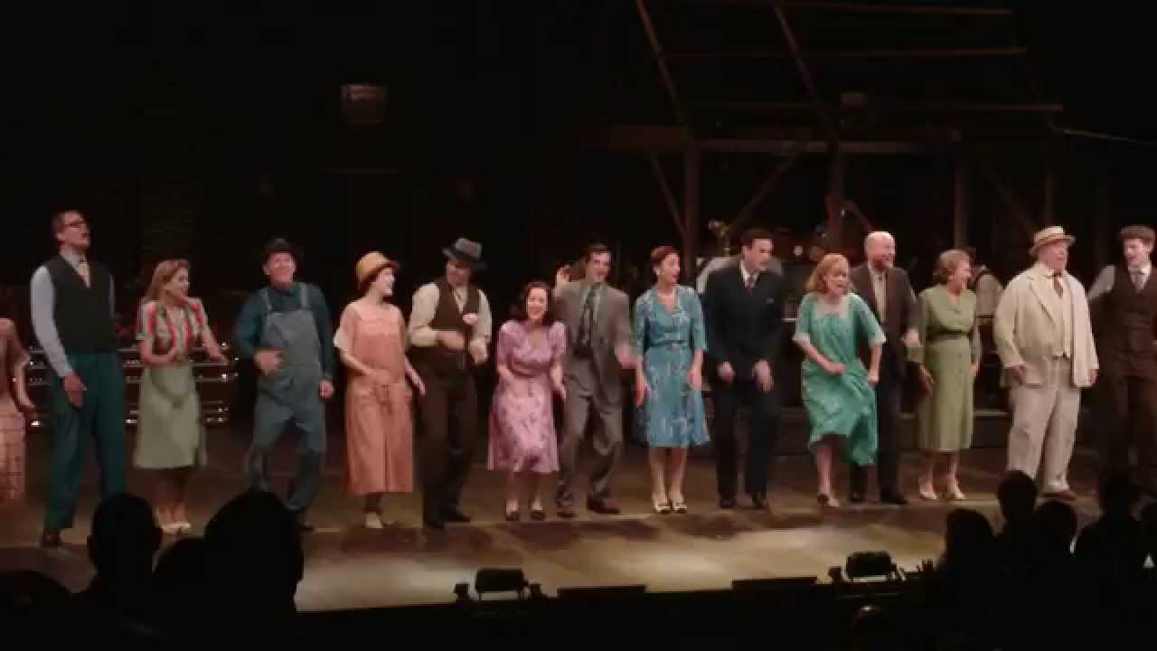 Another Special Preview Of Bright Star At The Old Globe Youtube