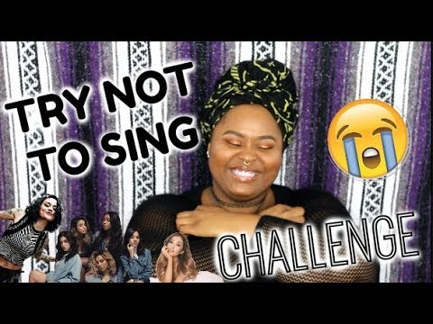 TRY NOT TO SING CHALLENGE *IMPOSSIBLE*