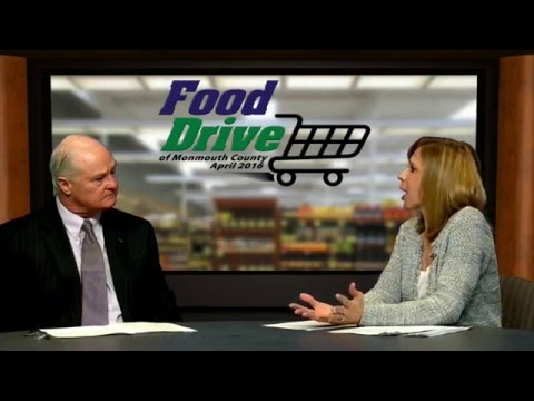 Monmouth County's 2016 Food Drive