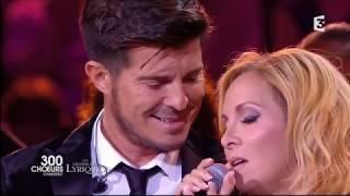 "Vincent Niclo & Helene Segara : ""  Vivo Per Lei ""  (27/10/2017)"
