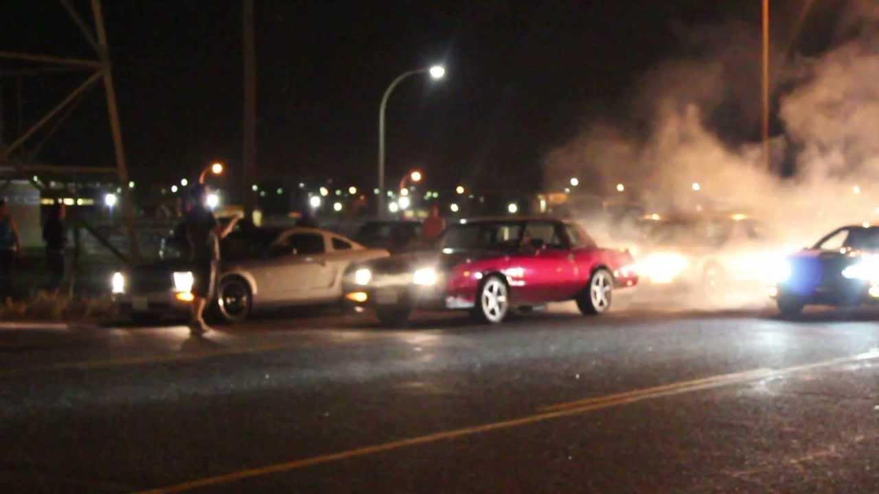 Late Night Street Racing St Louis Youtube