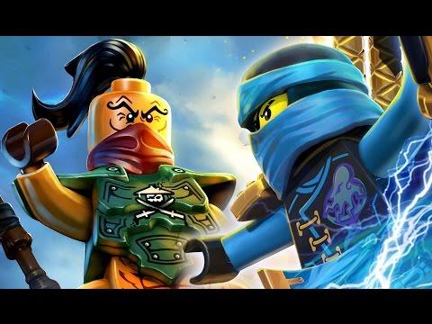ФИНАЛ ! НАДАХАН ! Lego Ninjago Skybound игра про мультики Лего Ниндзяго на русском языке
