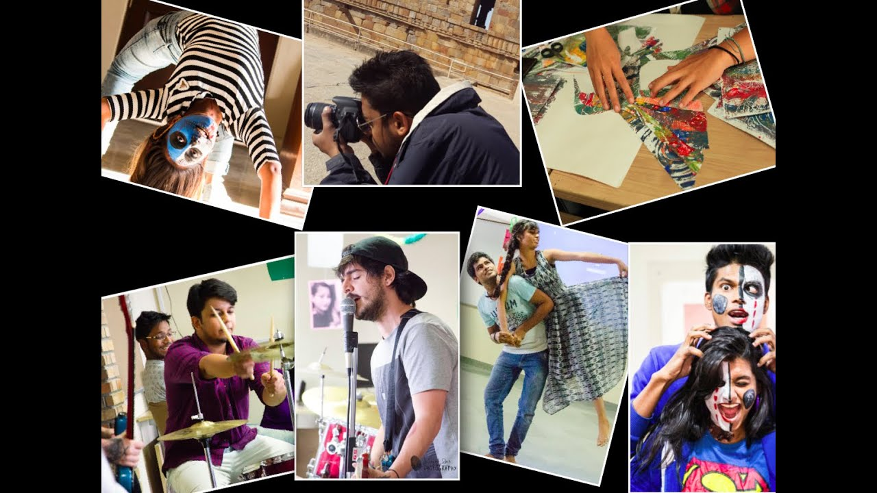 Life At IIAD Extra Curriculuar Activities On And Off Campus