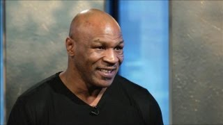 Mike Tyson Talks New Show & Mayweather with WSJ