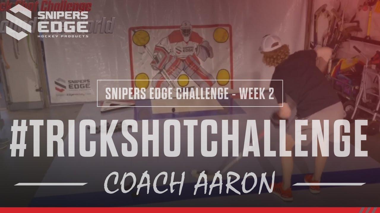 Trick Shot Challenge