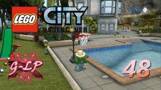 Let's Play Lego City Undercover (Wii U #48): Das Villen Viertel [Deutsch/HD]