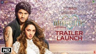 Machine -  Official Trailer Launch Event | Mustafa | Kiara Advani | Abbas-Mustan