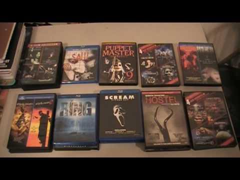 Horror Movie Collections (Happy Halloween 2017)