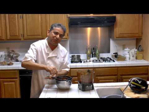 Cooking Menudo Rojo