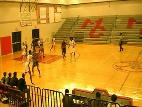 Mount Clemens basketball 9th grade