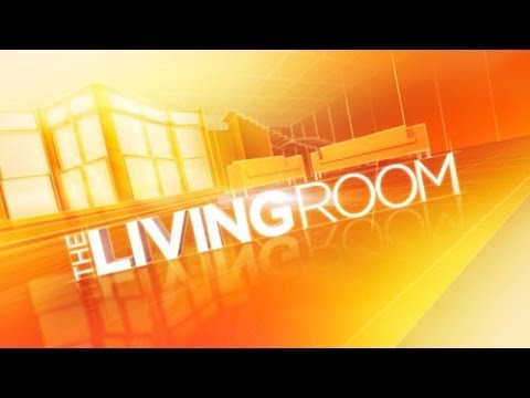 Moonbah hut on channel 10 39 s the living room youtube for The living room channel 10