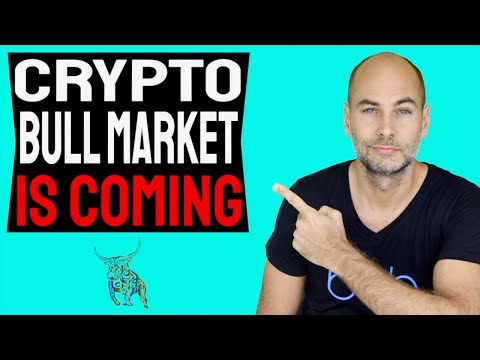 CRYPTO BULL MARKET IS COMING (Explained)