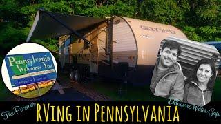 RVing Adventures in Pennsylvania - RV Living