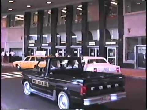 Greater Pittsburgh International Airport 1988
