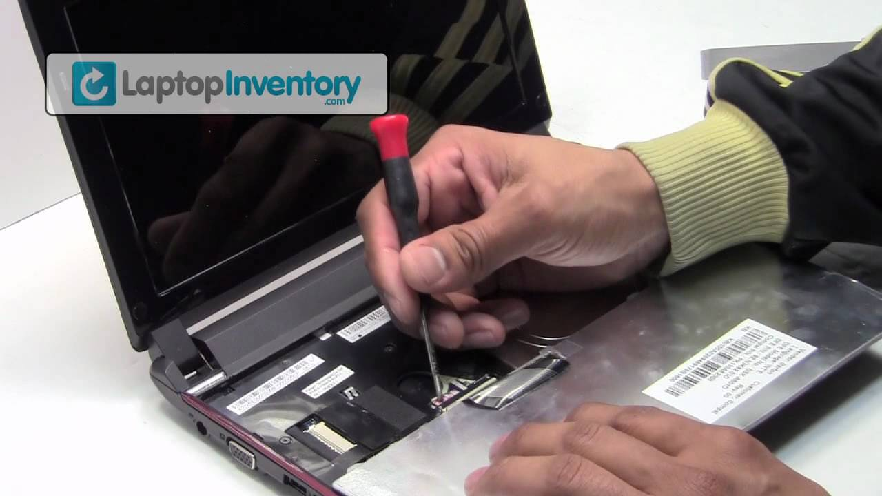 acer aspire netbook disassembly and repair fix laptop tutorial rh youtube com Acer Aspire One Manual Acer Aspire Server