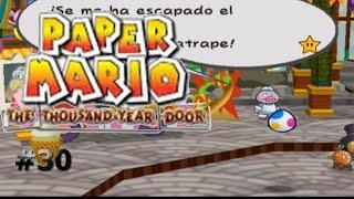 El huevo escurridizo/Paper Mario: La Puerta Milenaria #30