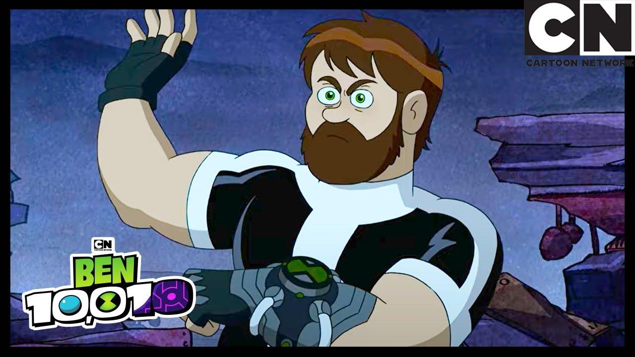 Clip 3 | Ben 10, 010 | Ben 10 | Cartoon Network