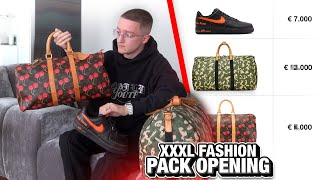 Das krasseste Fashion Pack Opening auf YouTube.. 🤯