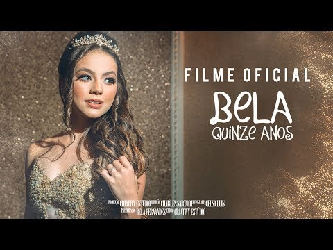 Contos Da Bela Fernandes | A Melhor Festa De 15 Anos | Debutante Criativy Estúdio Filme 4k
