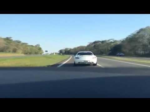 Golf GTI vs Mercedes Benz SLS AMG