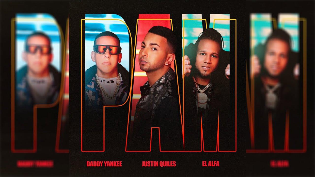 Justin Quiles Ft. Daddy Yankee Y El Alfa - Pan