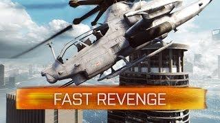 Fast Revenge - Battlefield 4 Gameplay