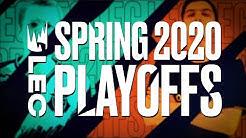 #LEC Spring 2020 Playoffs Tease