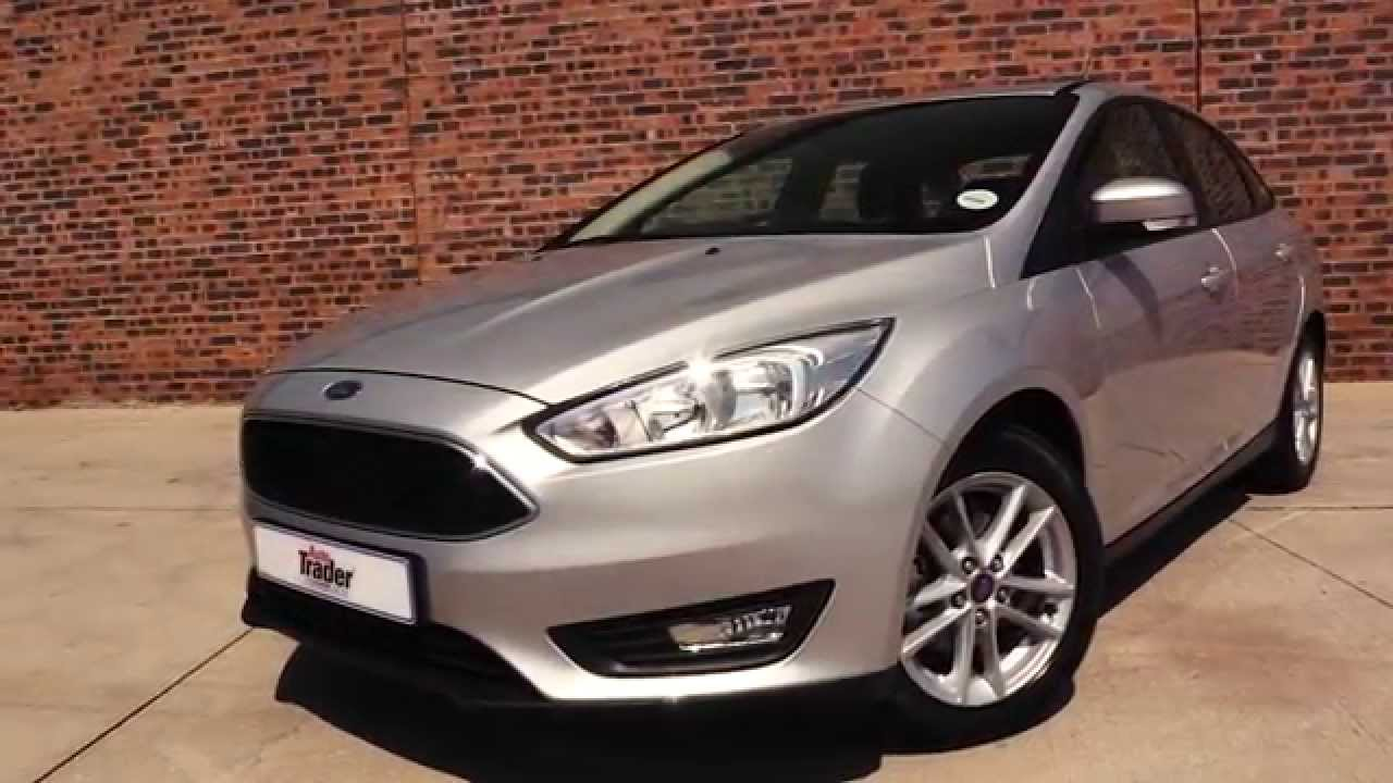 ford focus 1 5 ecoboost trend sedan car review youtube. Black Bedroom Furniture Sets. Home Design Ideas