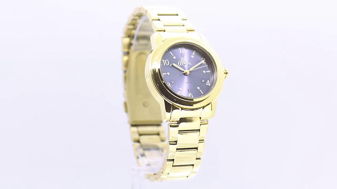 Kit Relógio Allora Feminino com Pulseira e Brincos AL2036FIJ K4G. Eclock  Relógios 429eb467e9