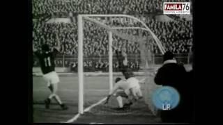 Torino-Milan 2-3 (2 Hamrin, Poletti, Lodetti, Combin) del 17-12-1967 stadio