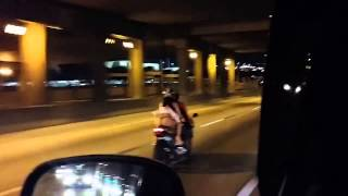 Apparently This Girl Doesn't Mind Showing off Her Thong During Motorcycle Rides   Playboy