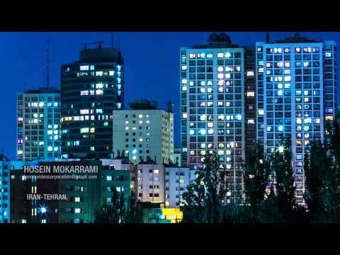 Tehran Night Life , Night pounding pulse