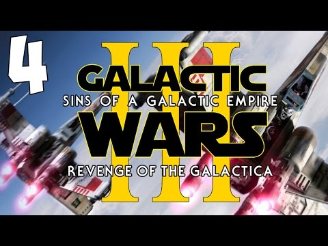 THE BOARD IS SET! Sins of a Galactic Empire: Galactic Wars - Episode III [ALLIANCE] #4