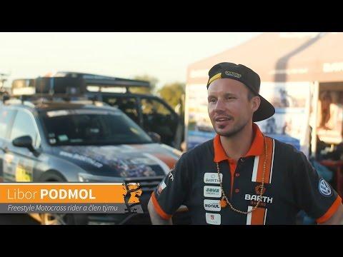 Libor PODMOL na Dakaru 2017 #1