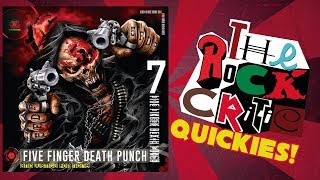 QUICKIES!: Five Finger Death Punch -
